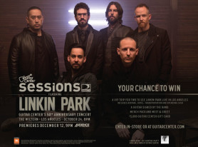 Linkin Park Celebrates Guitar Center 50th Anniversary at the Wiltern