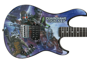 Peavey® Releases Marvel's Guardians of the Galaxy Product Collection