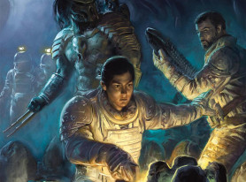 Prometheus: Fire And Stone #1 Sells Out – Second Printing Announced