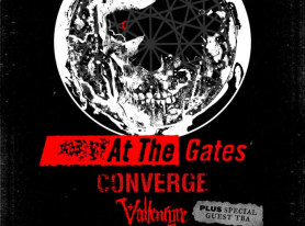 AT THE GATES To Headline 4th Annual Decibel Magazine Tour With CONVERGE, VALLENFYRE