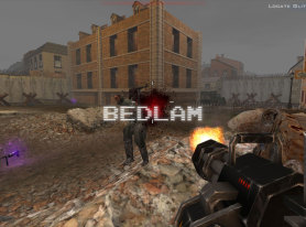 Genre Defying New Content Available For Novel/Videogame Crossover Bedlam