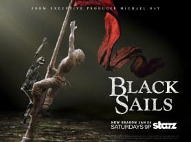 'Black Sails' Season Two Sets Sail Jan 24 on Starz
