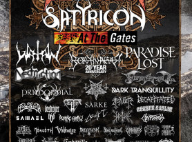 Blastfest Announce Final Bands Including WATAIN