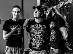 BLOID Sign With Wormholedeath