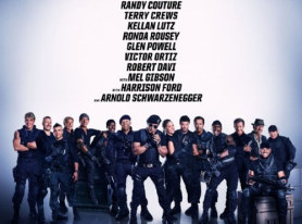 Movie Review: Expendables 3