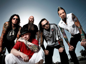 FIVE FINGER DEATH PUNCH To Live Stream October 11 Show