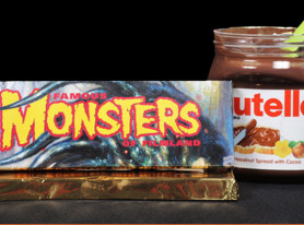 Famous Monsters Candy Bars Available