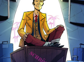 IDW To Bring Douglas Adams Dirk Gently's To Comics