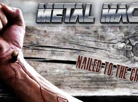 METAL MACHINE Release New Lyric Video