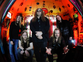Metal Life Exclusive Interview With THE SKULL
