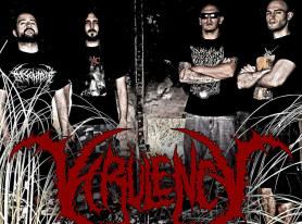 VIRULENCY Reveal Debut Album Artwork
