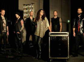 WITHIN TEMPTATION Limited Edition Media Books On Sale Now