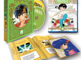 Fourth RANMA 1/2 Limited Edition Blu-ray Set Debuts