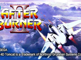 3D After Burner II Out Today On Nintendo 3DS