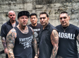 "AGNOSTIC FRONT Premiere ""A Wise Man"" Music Video"