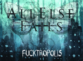 ALL ELSE FAILS Announce Goodbye Show For Bassist