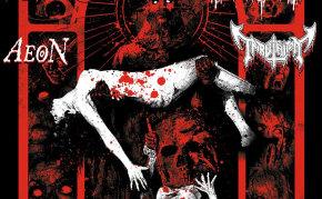 Metal Life Coverage BEHEMOTH, CANNIBAL CORPSE, AEON, TRIBULATION in LA Feb 2015