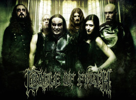 "CRADLE OF FILTH Unveil the Cover Artwork for Forthcoming Album ""Hammer Of The Witches"""