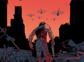 Escape from New York Comic Takes Snake Plissken Nationwide