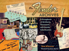 Hal Leonard Publishes 'The Fender Archives' Book