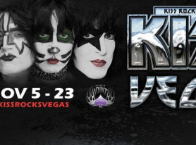 KISS To Kick Off Las Vegas Residency In Maverick Helicopter