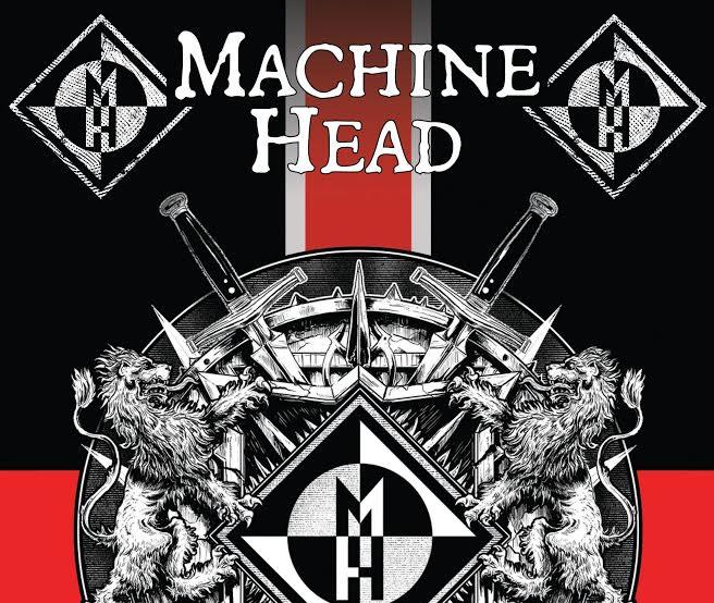 machine head announce headlining north american tour. Black Bedroom Furniture Sets. Home Design Ideas