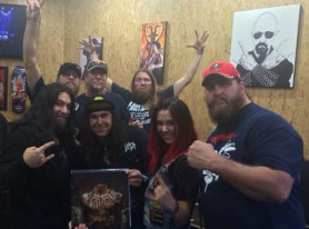 Metal Life Report: Swamp Leper Stomp Tour 2014