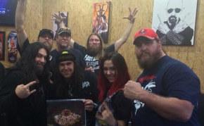 Metal Life Report: Swamp Leper Stomp Tour 2014