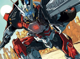IDW Launches New Transformers Comic Book Series