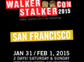Walker Stalker Con Zombie, Horror, And Sci-Fi Comes To San Francisco In 2015