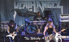Metal Life Review DEATH ANGEL Show Los Angeles Dec 26