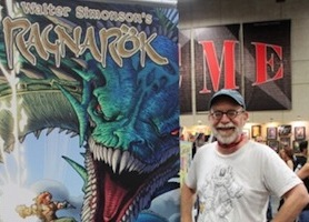 SDCC14: Walter Simonson One of the People that Makes it All Worthwhile
