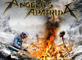 ANGELUS APATRIDA Release New Video
