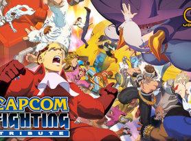 UDON Entertainment Announces Capcom Fighting Tribute Art Initiative