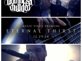 DARKNESS DIVIDED Premiere New Music Video