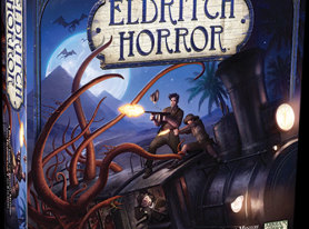 'Eldrich Horror' Board Game Offers New Lovecraft Adventures
