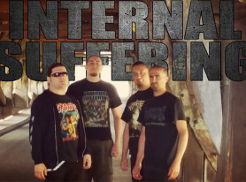 INTERNAL SUFFERING Sign With Unique Leader Records