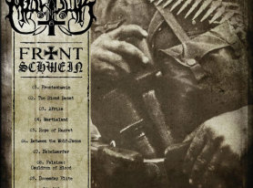 Metal Life Album Review: MARDUK – Frontschwein