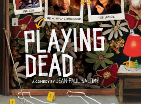 Mystery Comedy 'Playing Dead' Releases On DVD Jan 6