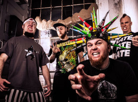 PSYCHOSTICK Release New Music Video, Tour Dates
