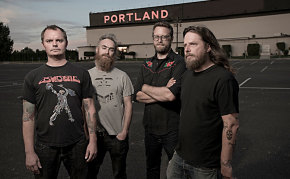 Metal Life Exclusive Interview With RED FANG