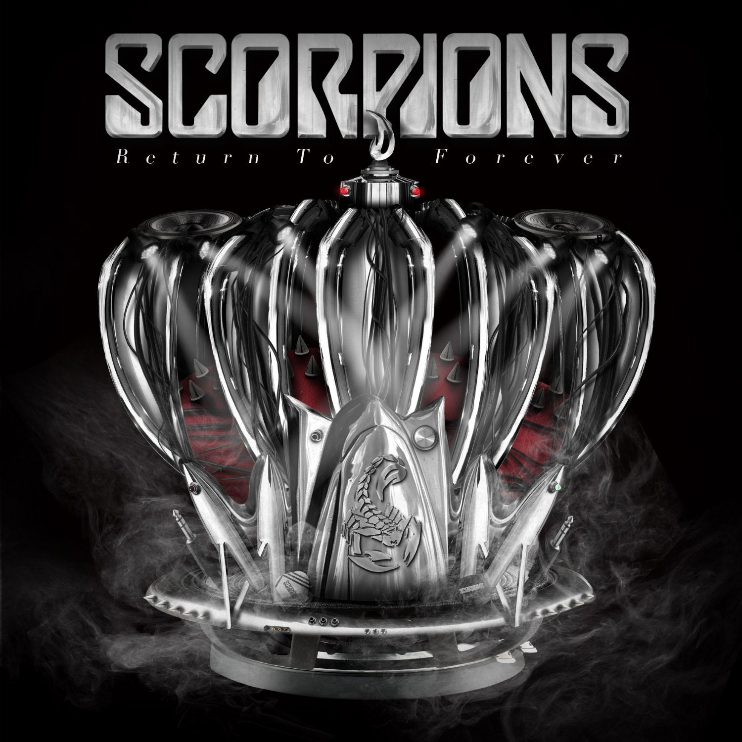Scorpions To Release New Album February 2015