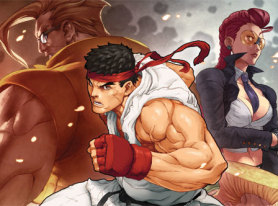 Street Fighter One-Shot Arriving For Free Comic Book Day 2015