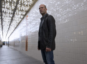 Jason Statham Poster For Wild Card Released