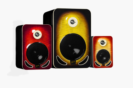 Gibson Les Paul Reference Monitors Family
