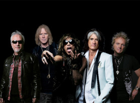 'AEROSMITH Rocks Donington 2014' In Theaters Feb 26