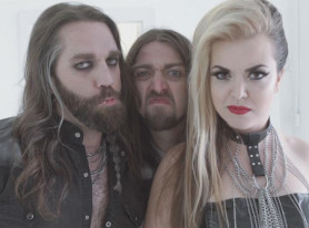THE AGONIST Premiere Video For 'Gates Of Horns And Ivory'