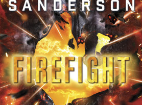 Preview Of Brandon Sanderson's New Book In The Reckoners Series 'Firefight'