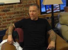 Metallica's James Hetfield: How Music Saved My Life