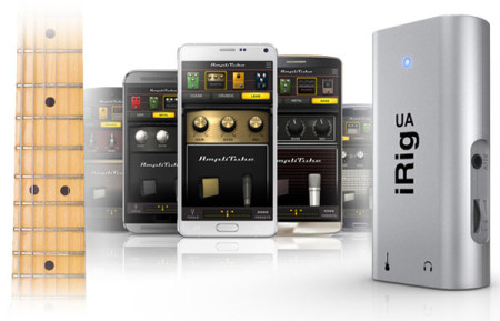 ik multimedia announces irig ua guitar effects processor for android metal life magazine. Black Bedroom Furniture Sets. Home Design Ideas